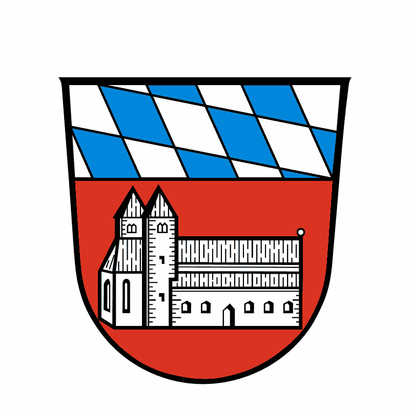 Badge of Landkreis Cham