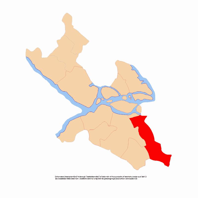 Skarpnäcks stadsdelsområde
