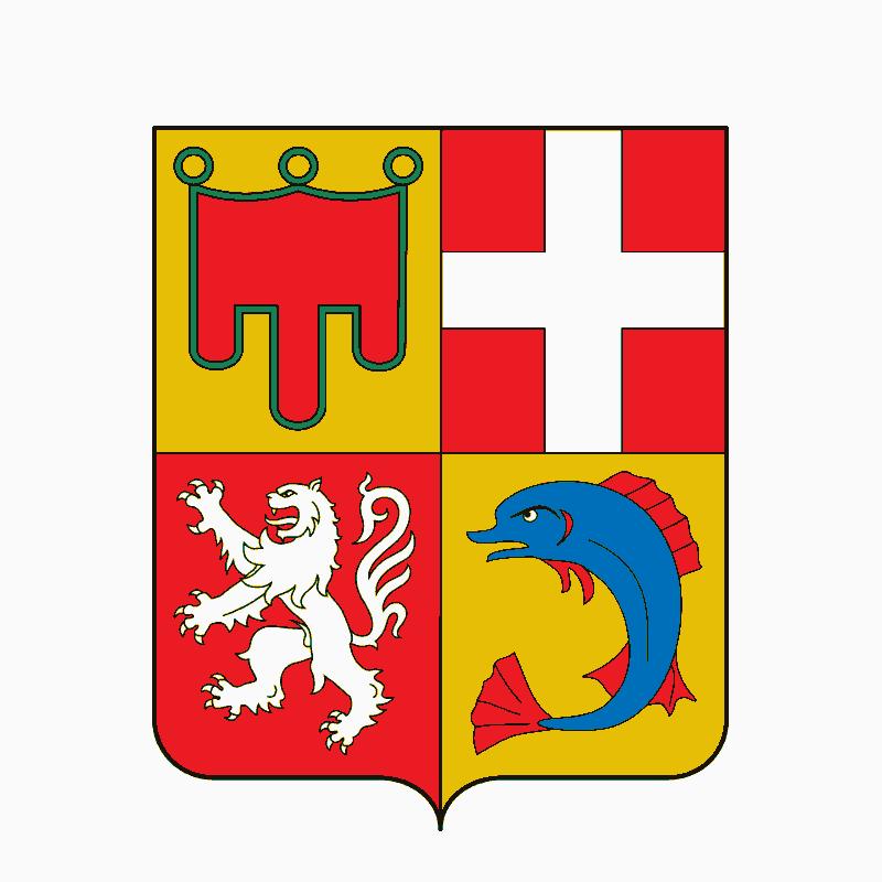 Badge of Auvergne-Rhône-Alpes