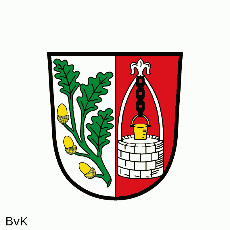 Badge of Bischbrunn
