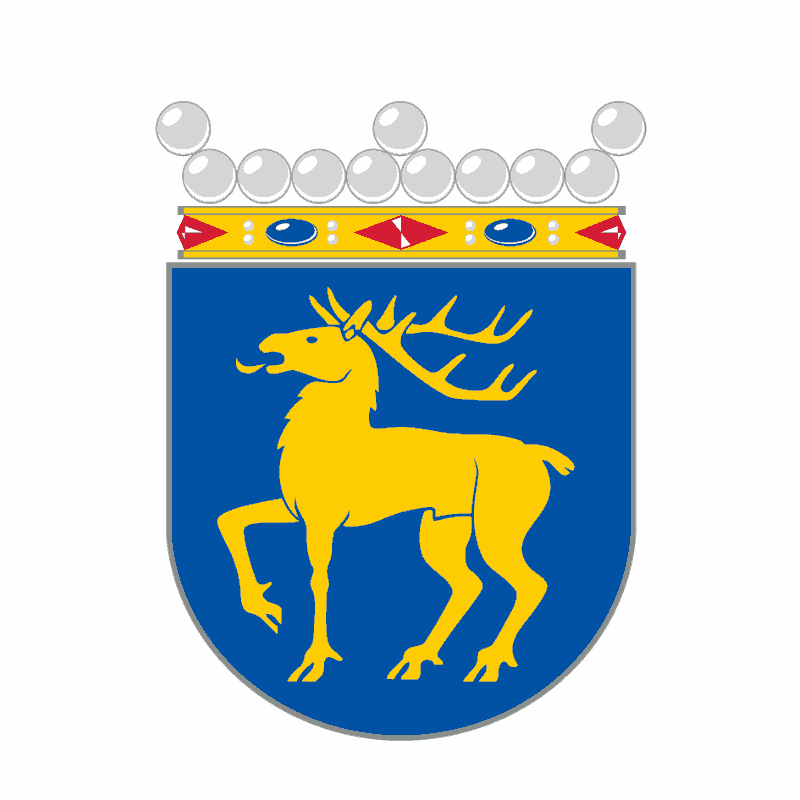 Badge of Åland Islands