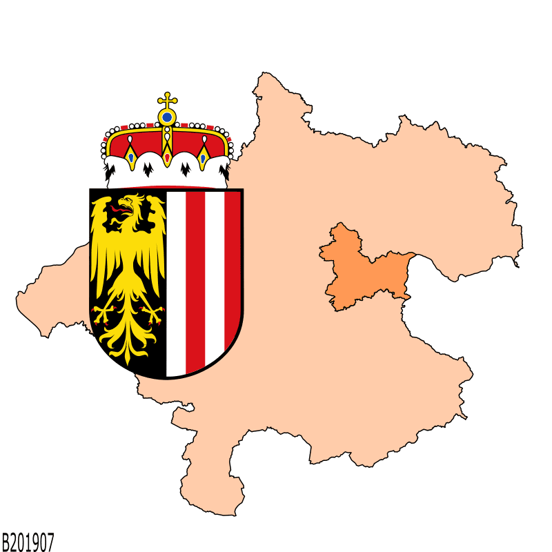Badge of Linz-Land