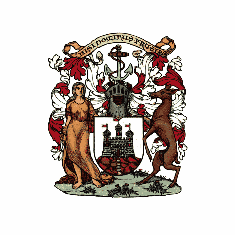 Badge of City of Edinburgh