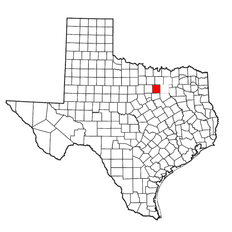 Badge of Tarrant County