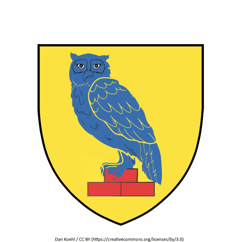 Badge of Djulö kvarn