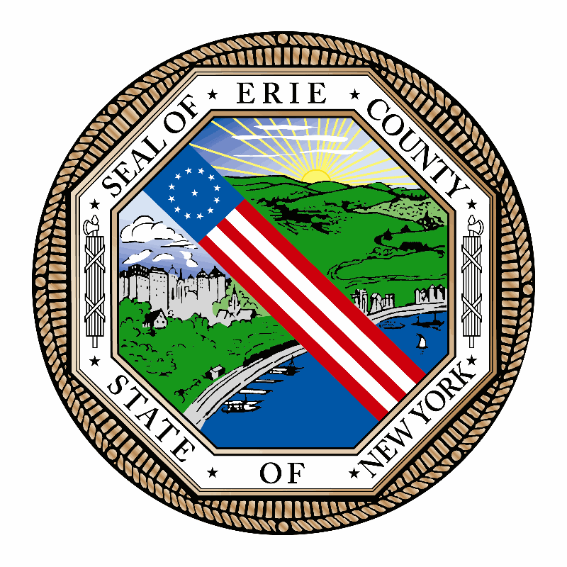 Badge of Erie County