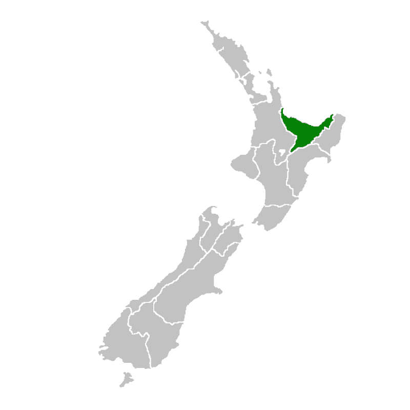 Badge of Bay of Plenty