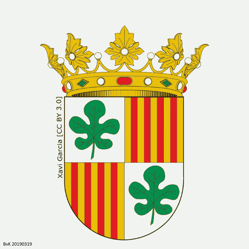 Badge of Figueres