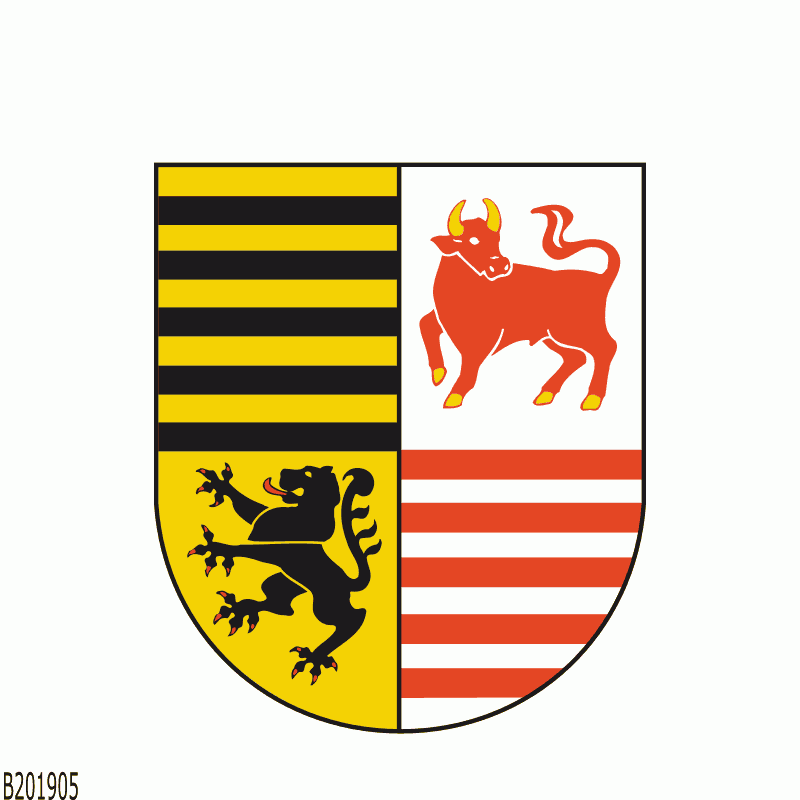 Badge of Landkreis Elbe-Elster