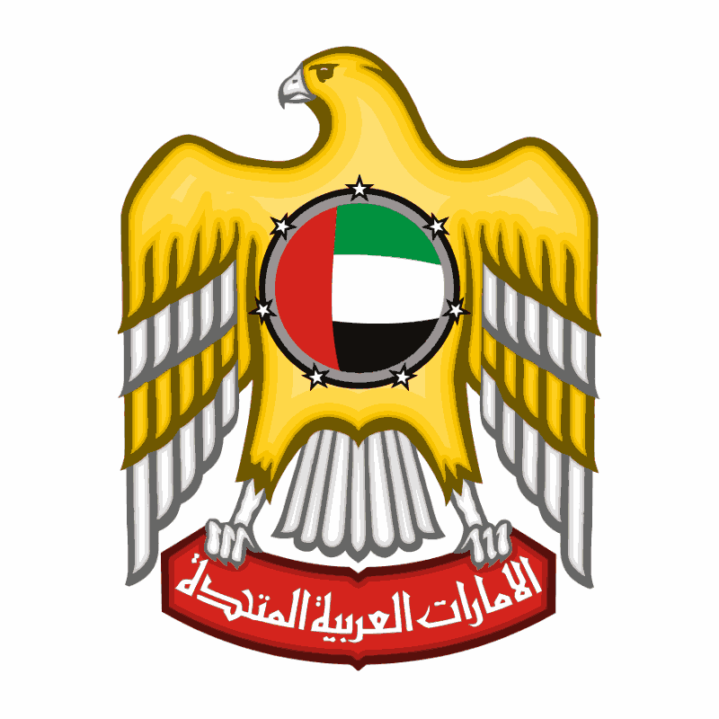 Badge of United Arab Emirates
