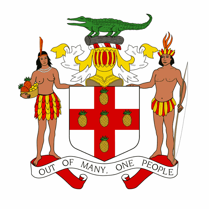 Badge of Jamaica