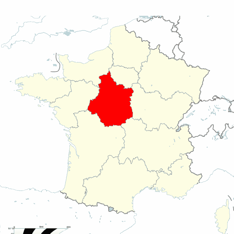 Centre-Loire Valley