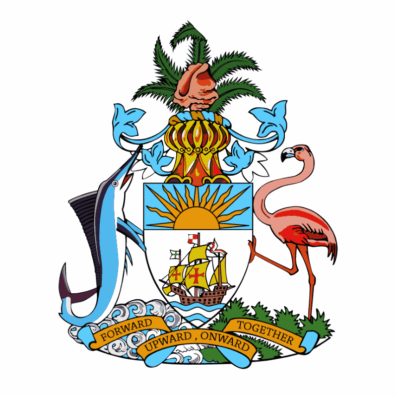 Badge of The Bahamas