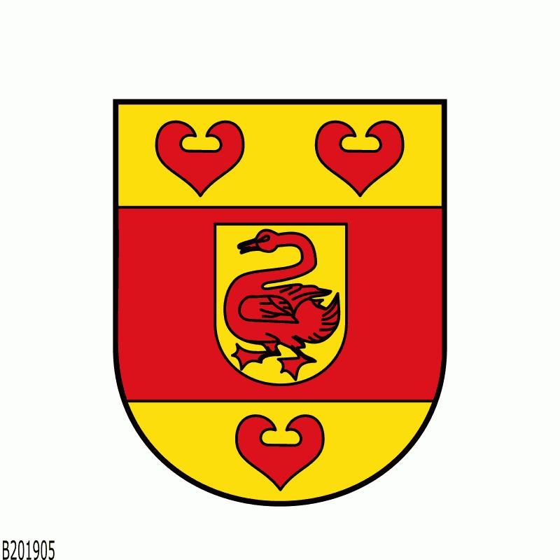 Badge of Kreis Steinfurt