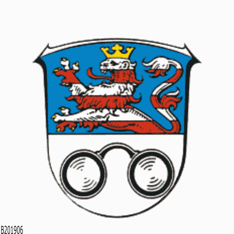 Badge of Bischofsheim
