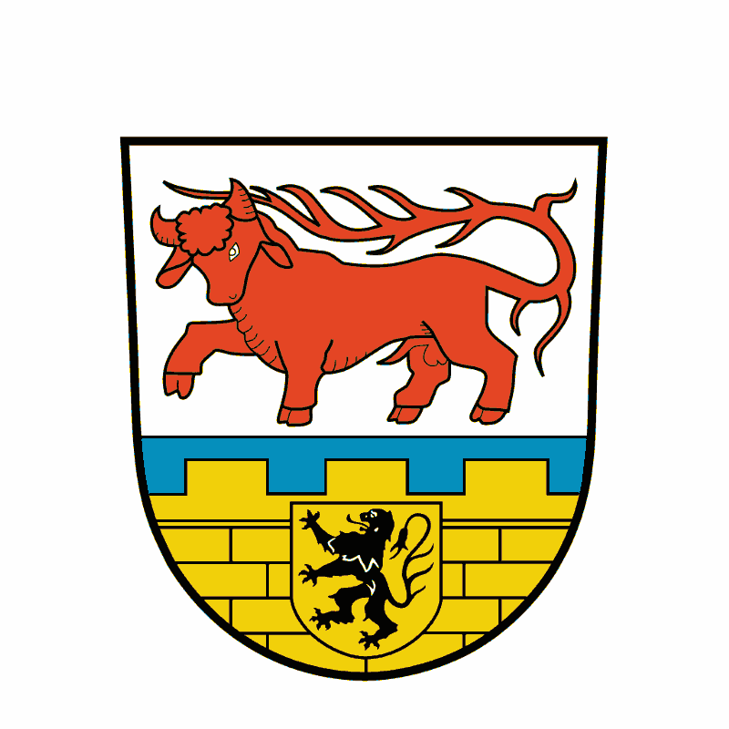 Badge of Landkreis Oberspreewald-Lausitz