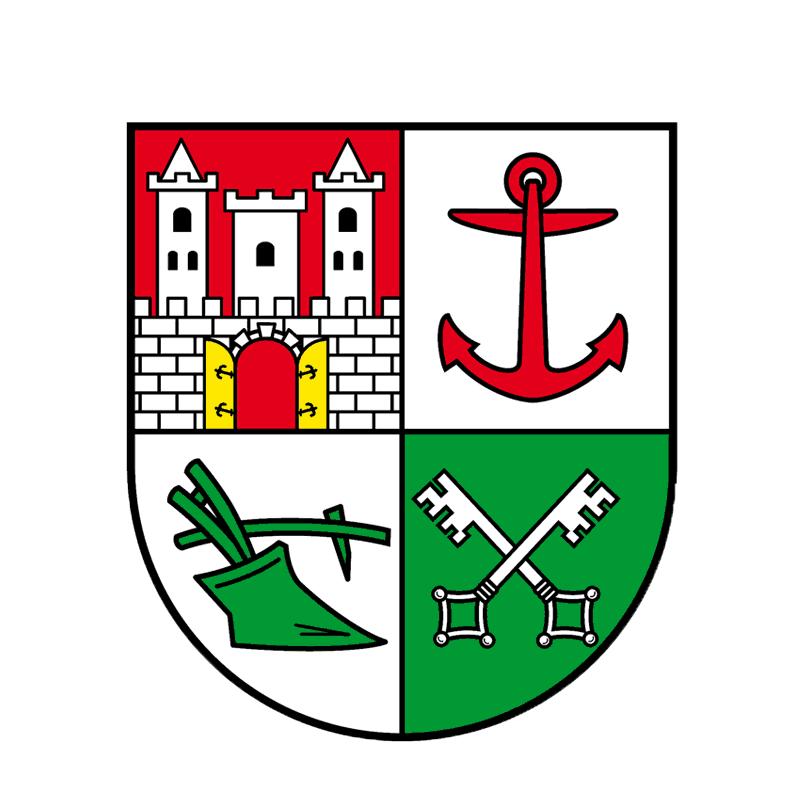 Badge of Wettin-Löbejün