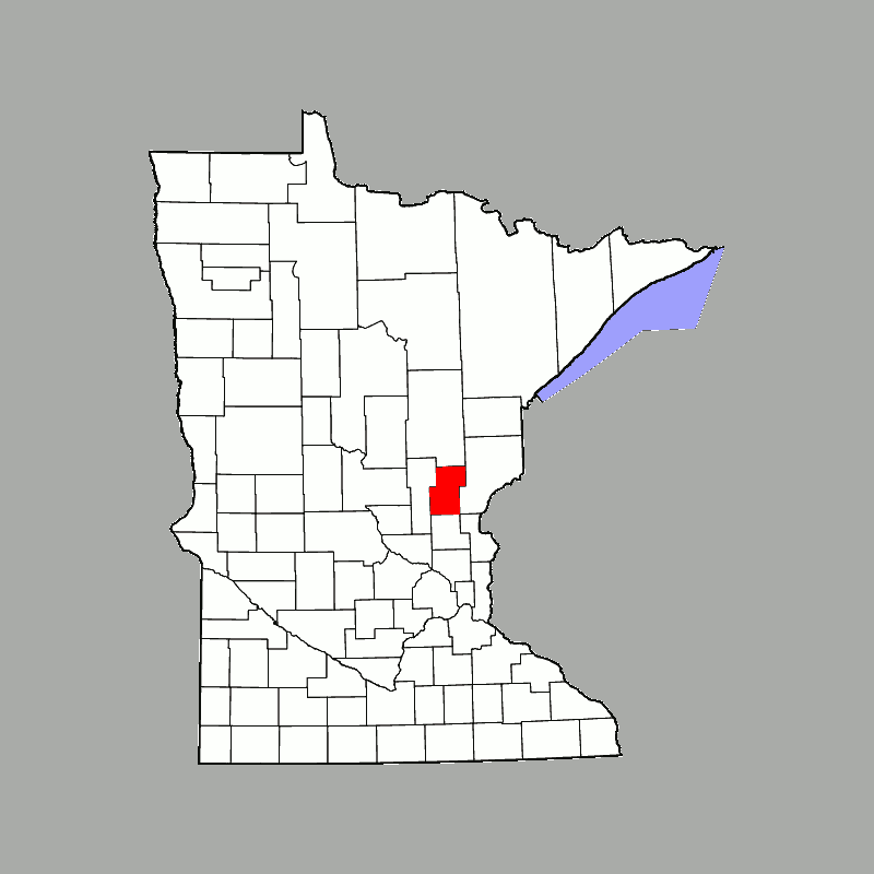 Badge of Kanabec County