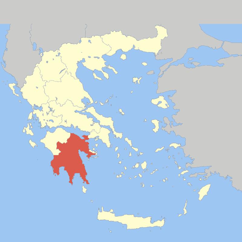 Peloponnese Region
