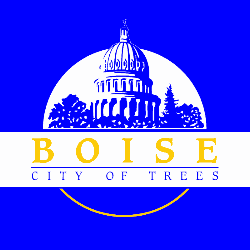 Badge of Boise City