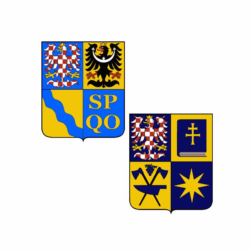 Badge of Central Moravia