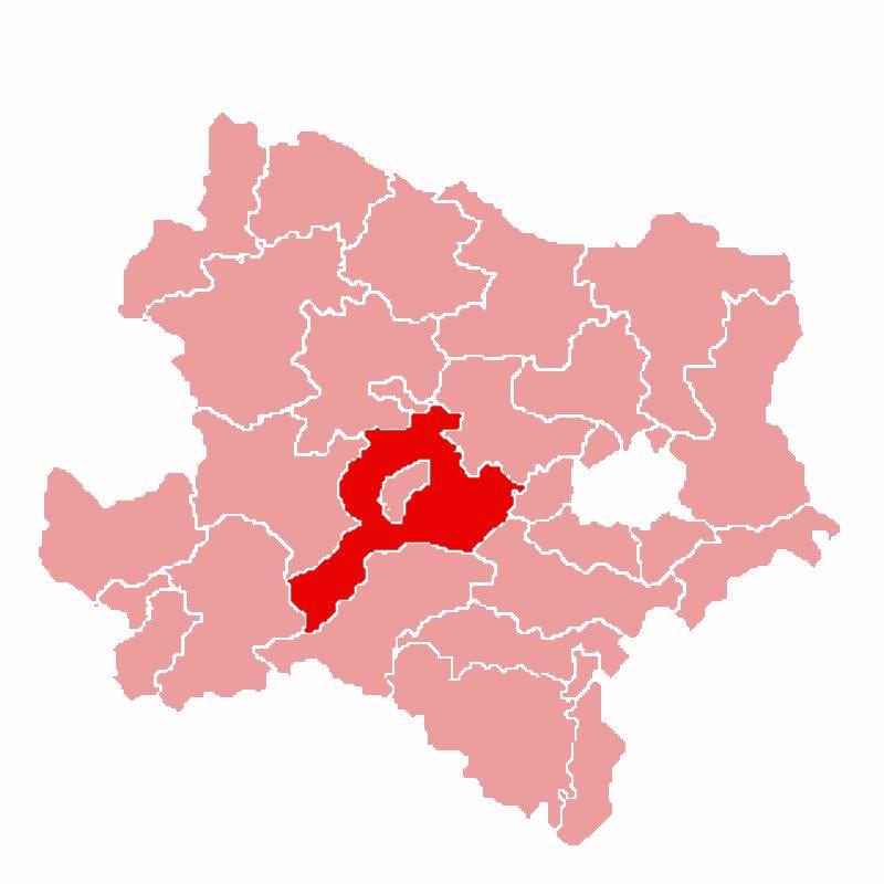 Bezirk St. Pölten