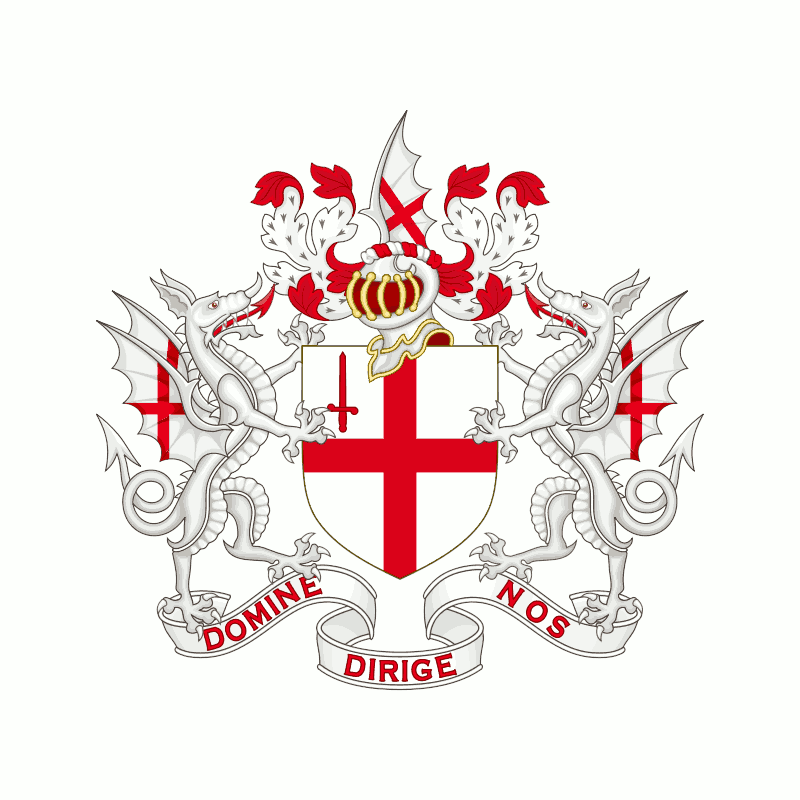 Badge of City of London
