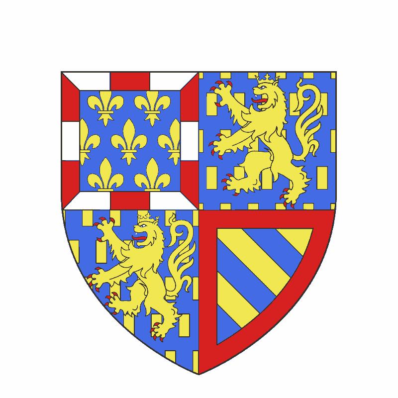 Badge of Bourgogne-Franche-Comté