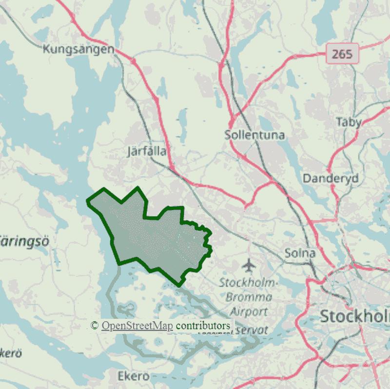 Hässelby-Vällingby stadsdelsområde