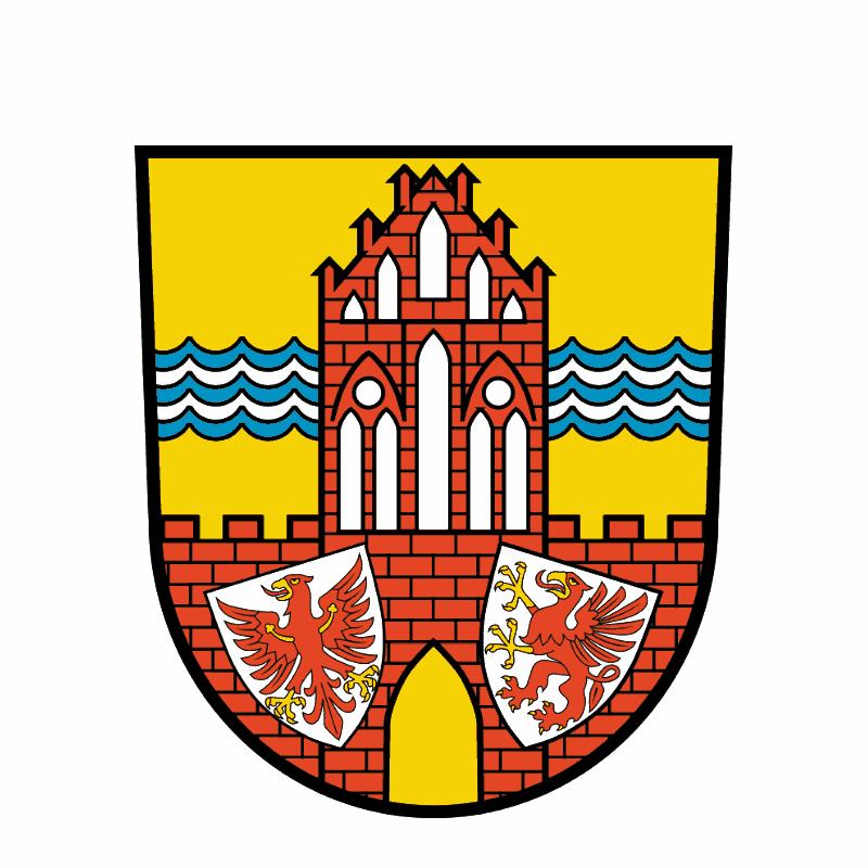 Badge of Landkreis Uckermark