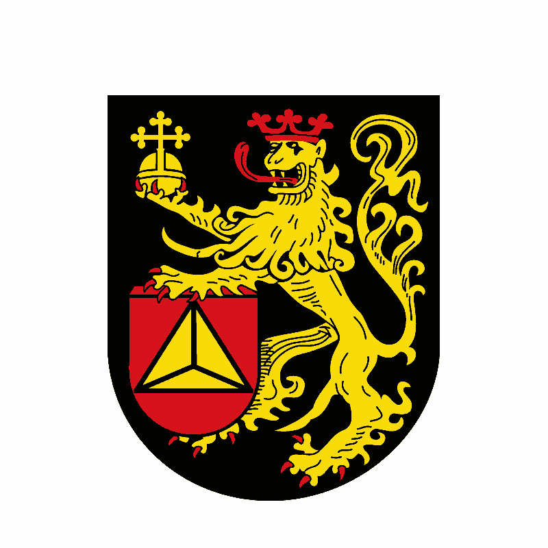 Badge of Frankenthal (Pfalz)