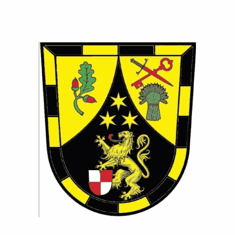 Badge of Lambsheim-Heßheim