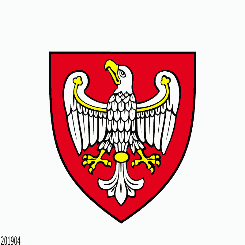 Badge of Greater Poland Voivodeship