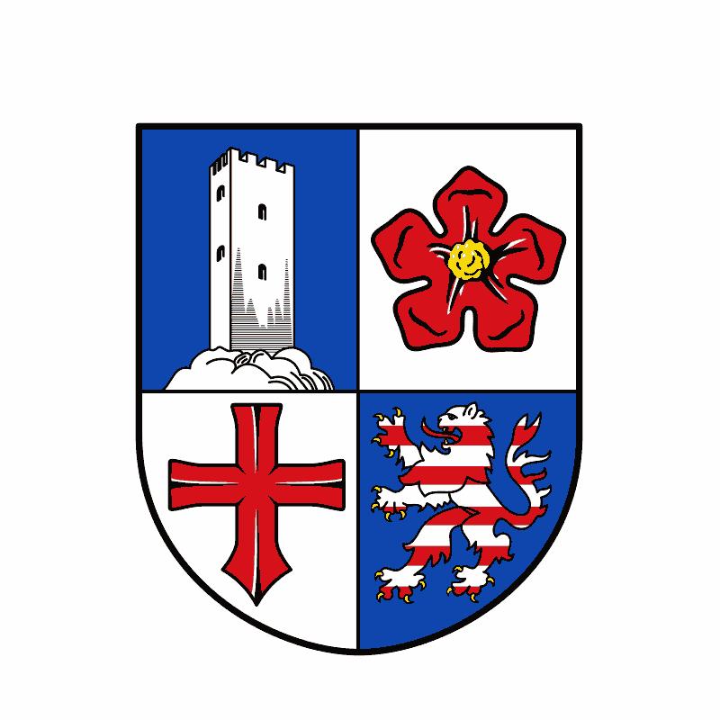 Badge of Kreis Bergstraße