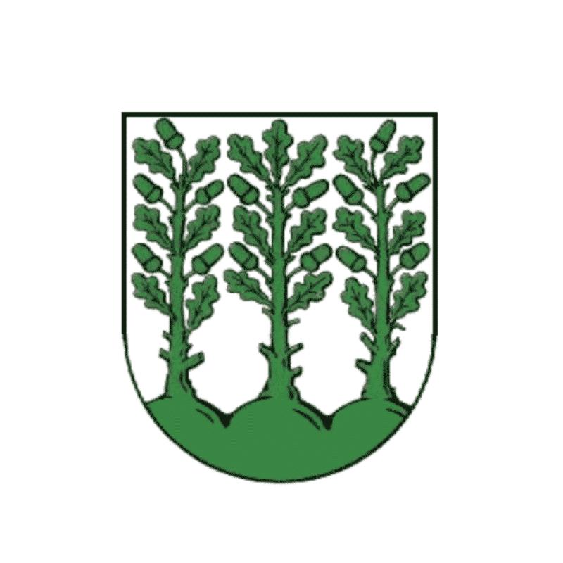 Badge of Hoyerswerda - Wojerecy