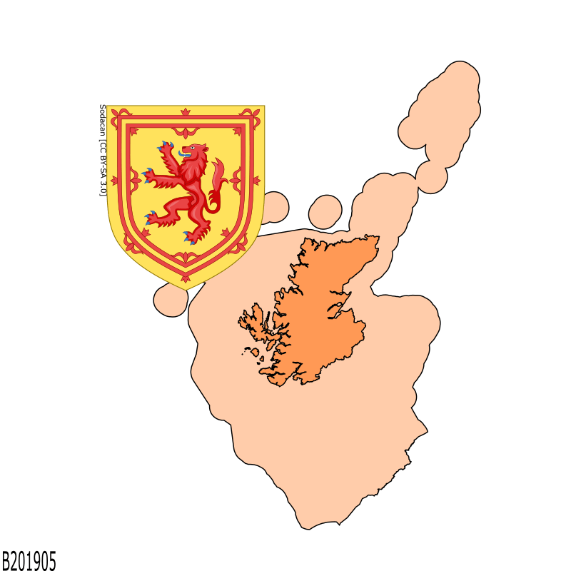 Badge of Highland