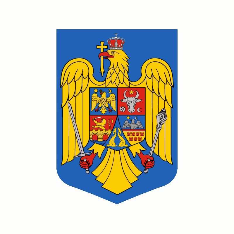 Badge of Romania