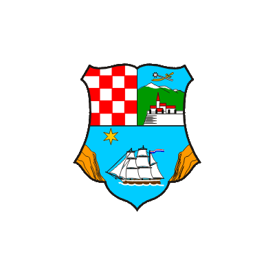 Badge of Primorje-Gorski Kotar County