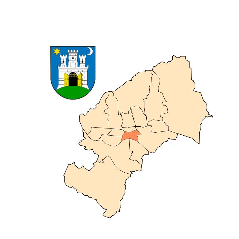 Badge of Gradska četvrt Trnje