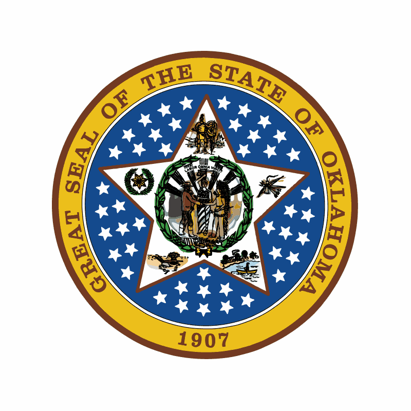 Badge of Oklahoma