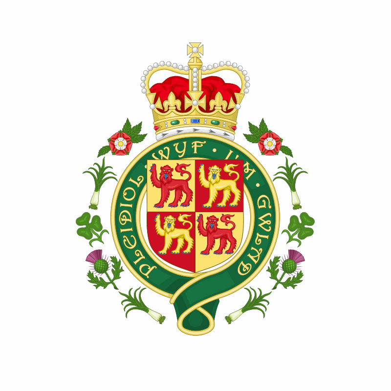 Badge of Wales