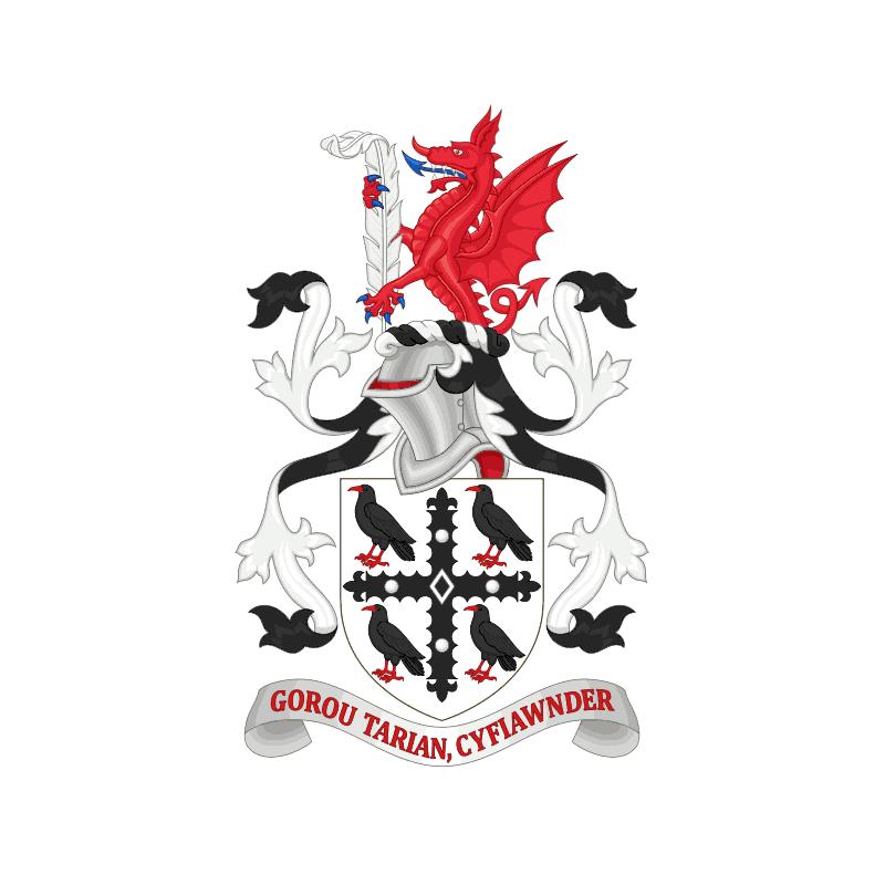 Badge of Flintshire