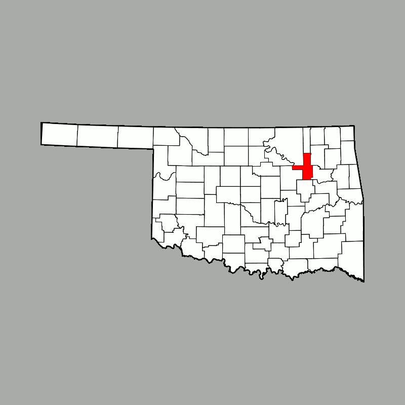 Badge of Tulsa County