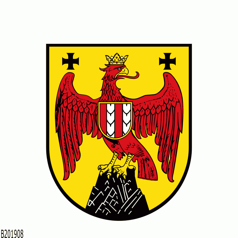 Badge of Burgenland