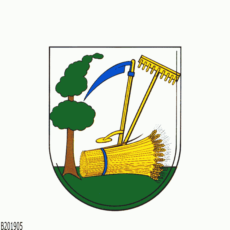 Badge of Mahlsdorf