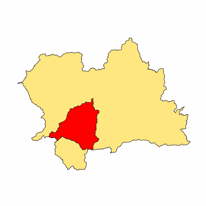 District of Martin