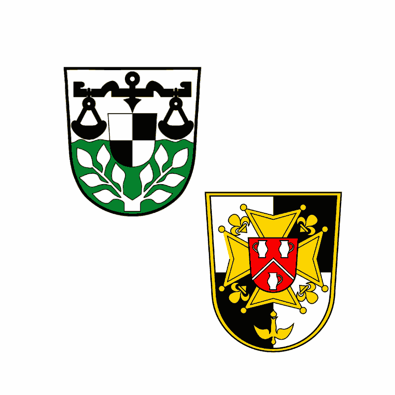 Badge of Hagenbüchach-Wilhelmsdorf (VGem)