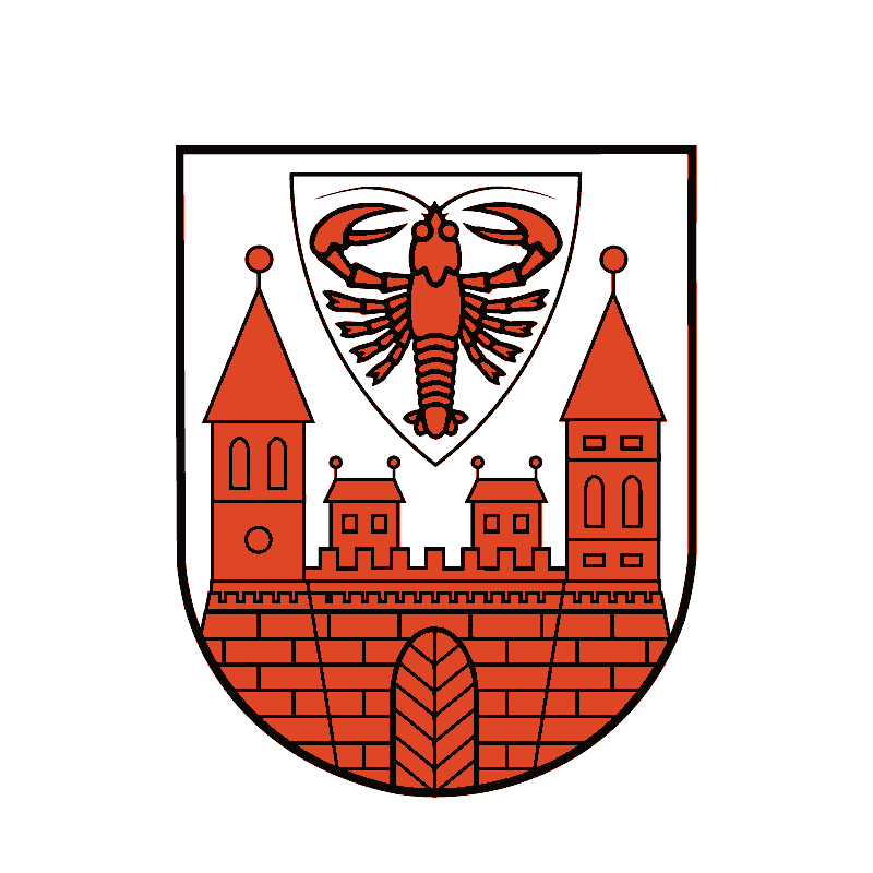 Badge of Cottbus - Chóśebuz