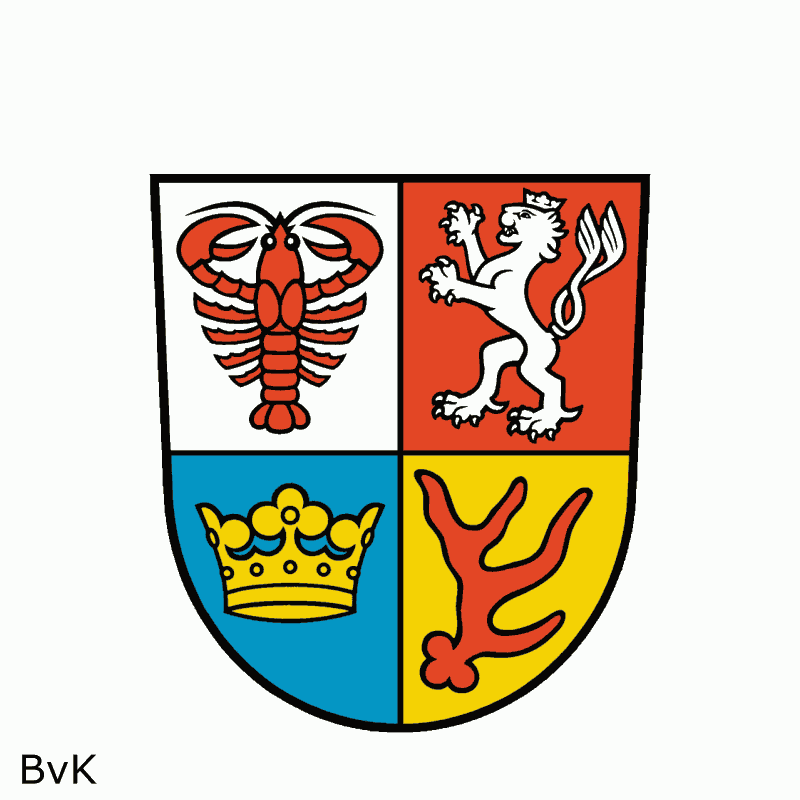 Badge of Spree-Neiße