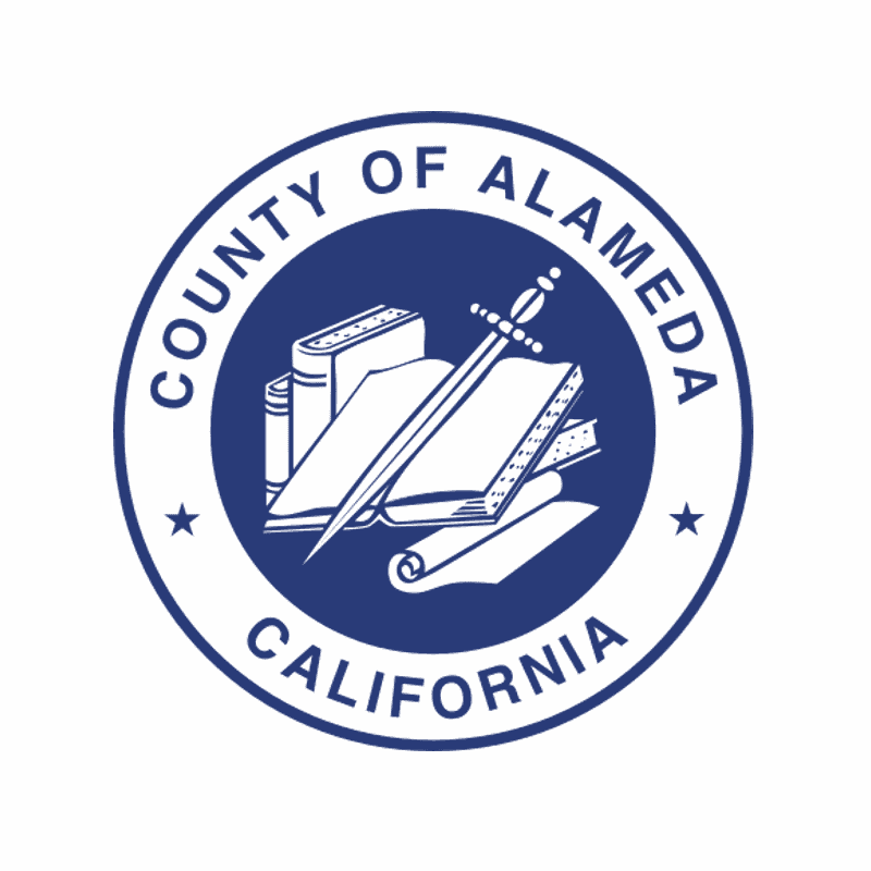 Badge of Alameda County